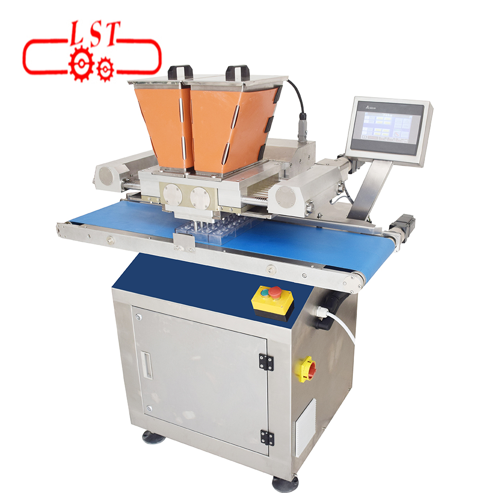 Small and medium production factory  auto choco...