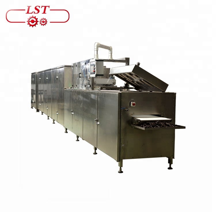China big factory automatic chocolate machine bar making production line machine