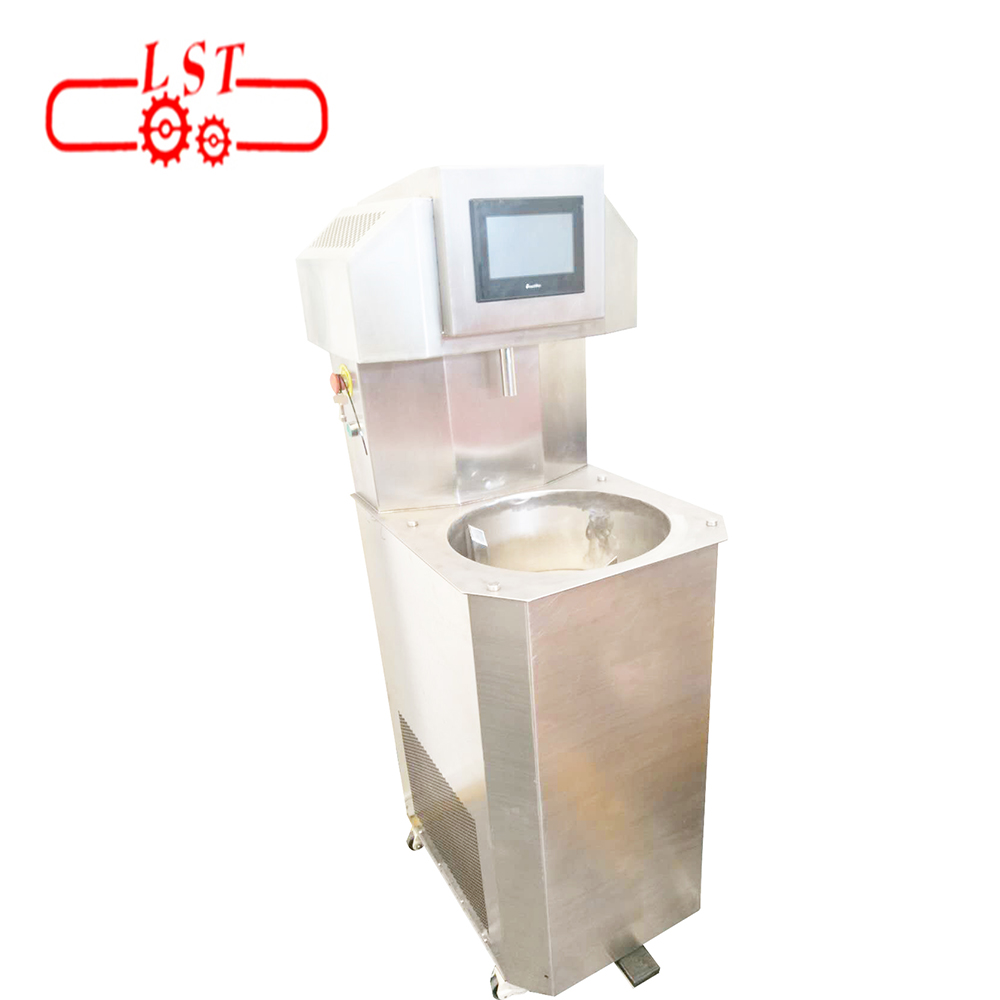 Hot New Product Full Automatic Batch Type Chocolate Melting Tempering Machine Price