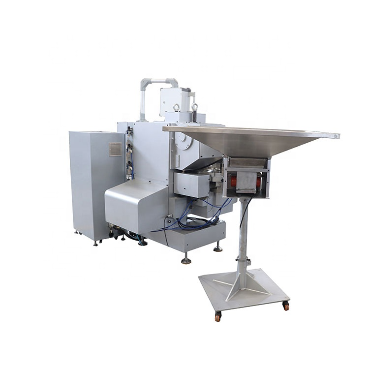 Fully Automatic Hard Candy Packing Machine Small Sugar Chocolate Ball  Packing Machine
