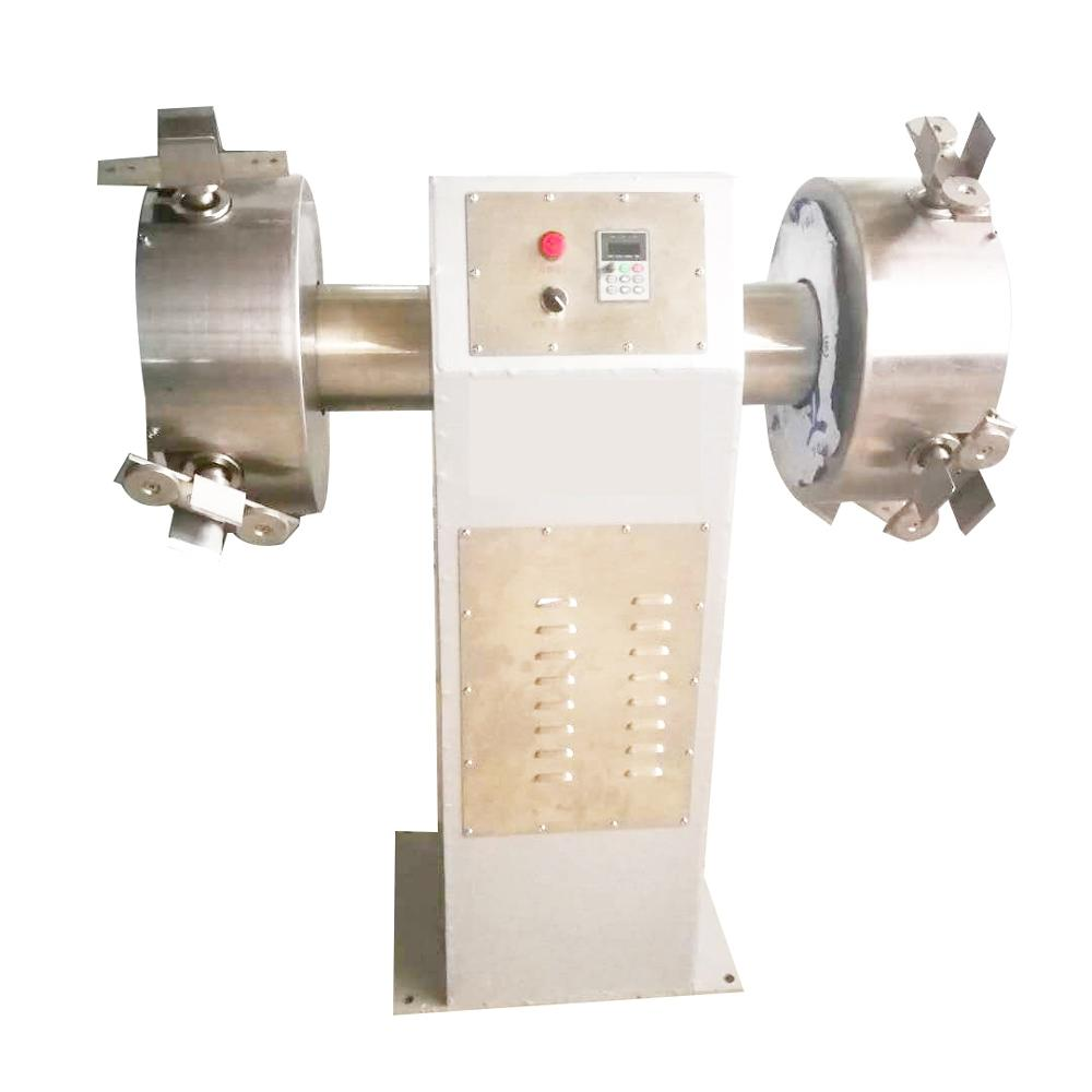 Automatic hollow chocolate apples peaches shaping machine hollow chocolate spinning machine