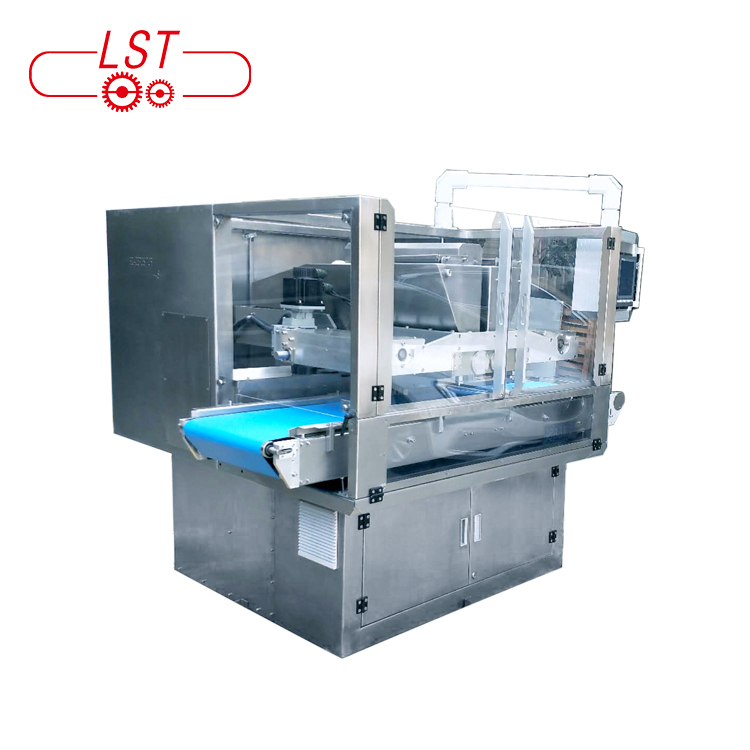 All automatic chocolate bar moulding machine center filled chocolate candy making equipment