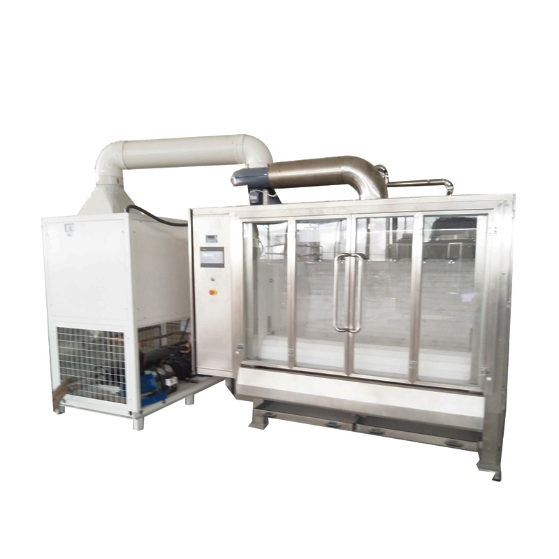 High Capacity Belt Coating Machine Chocolate Candy Polishing Machine Mixer Blender