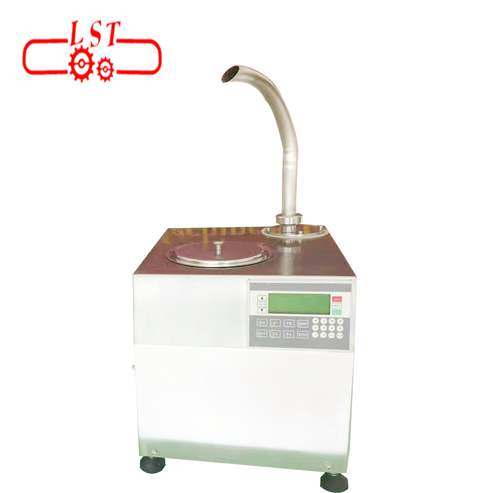 Low price SS304 material tabletop chocolate ice cream tempering machine with 5.5kg capacity in China