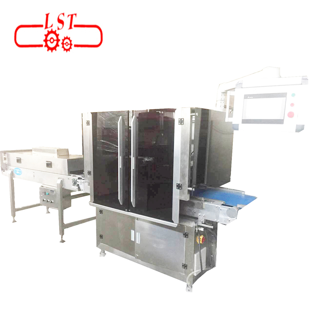 Factory Direct Sales Auto Chocolate Pouring Machine One Shot Chocolate Machine Healthy Snack