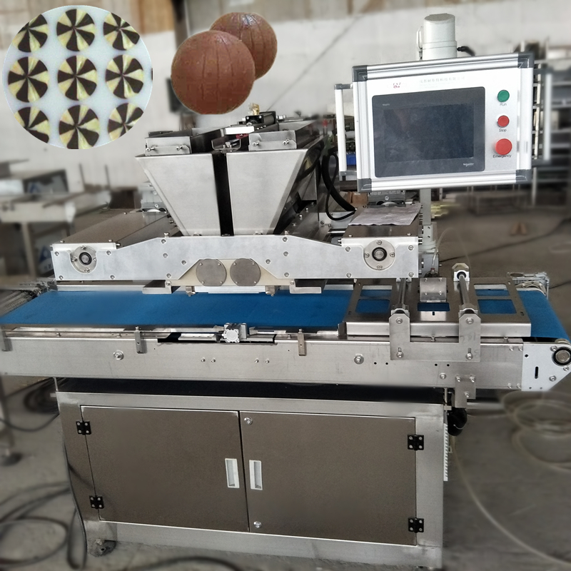 LST Small chocolate production line, chocolate molding machine