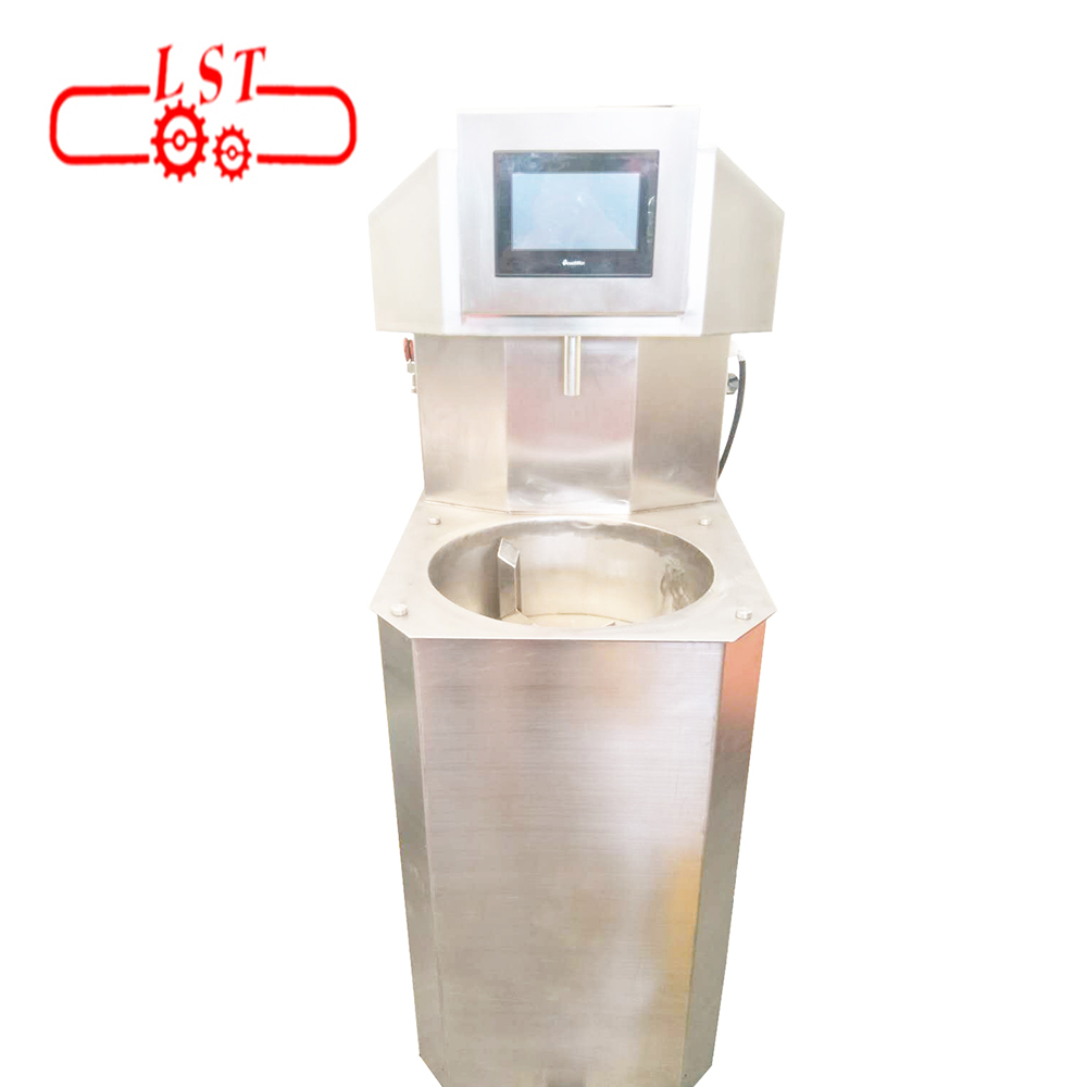 Industrial and Commercial used auto 20L chocolate tempering machine