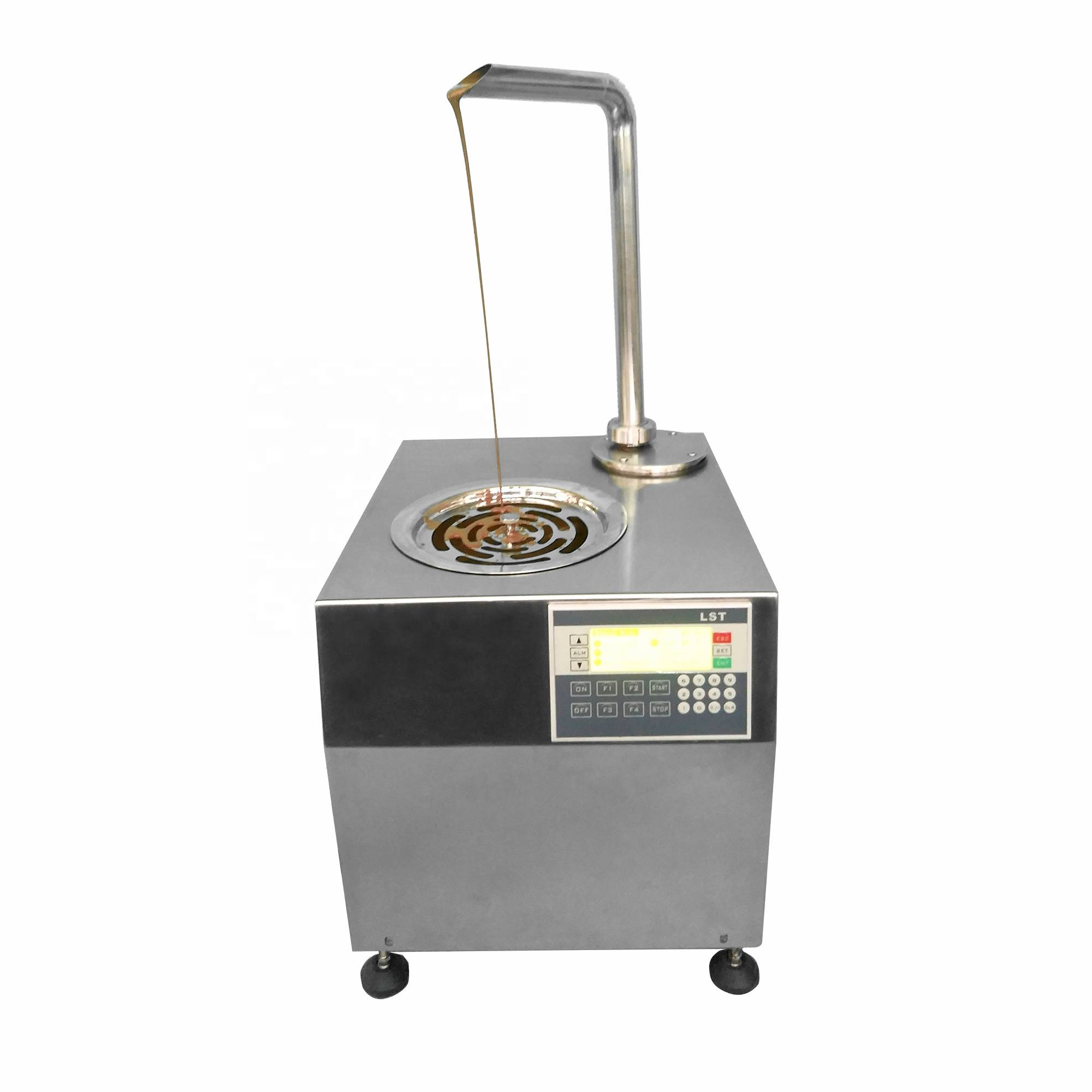 New Design 5.5 L Chocolate Tempering Machine Small Chocolate Tempering Machine Chocolate Dispensing Machine