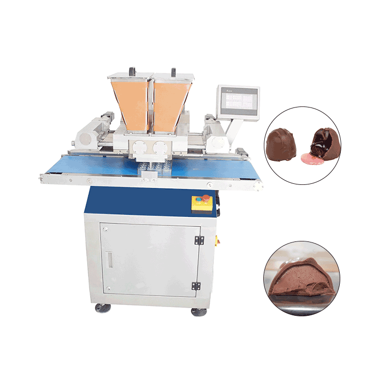 Industrial chocolate candy depositing making machine chocolate making machine for small production