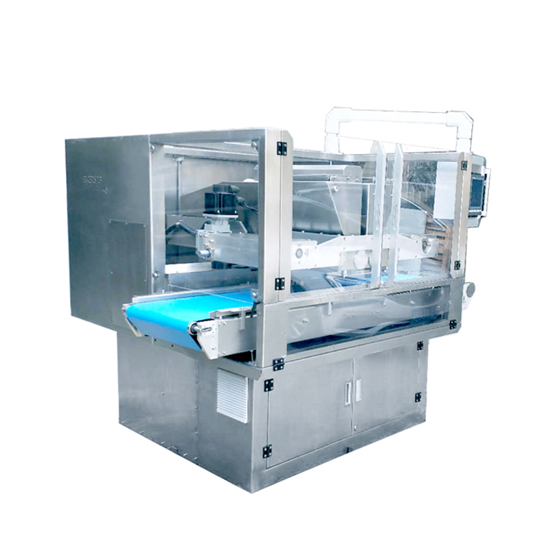 China Automatic 3D Chocolate Depositing Line Chocolate Manufacturing Machine