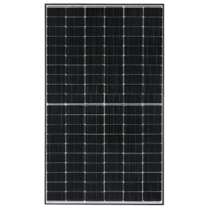 Corrugated Color Coated Steel Double Glass Bipv Module Solar Panel -