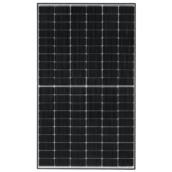 Gi Steel Sheet Half Cell Solar Panel -