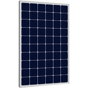 Corrugated Pre-Painted Steel Plate Multi Busbar Solar Panel -