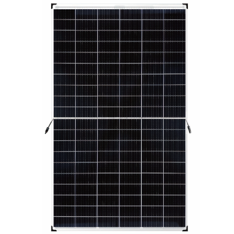 Corrugated Gi Steel Sheet Poli Panel Solar - MONOCRYSTALLINE Bifacial Half-cell MODULE 310-330 Watt – Luck Solar