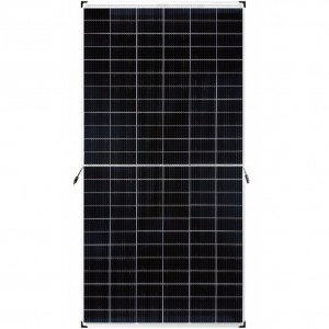 Corrugated Prepainted Steel Coil Double Glass Solar Panel Frameless -