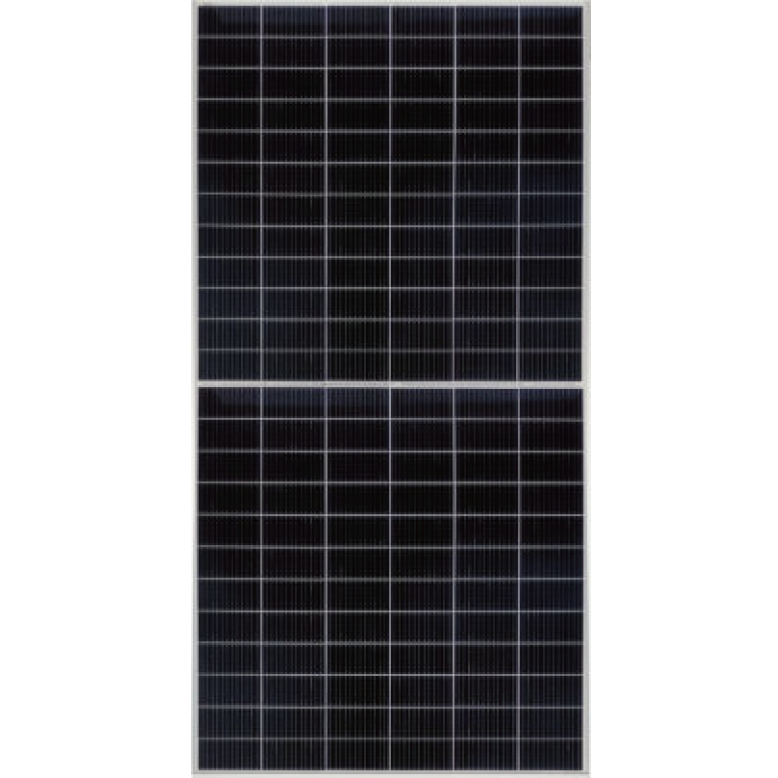 Color Coated Steel Plate Multi Busbar Double-Glass Mono Module -