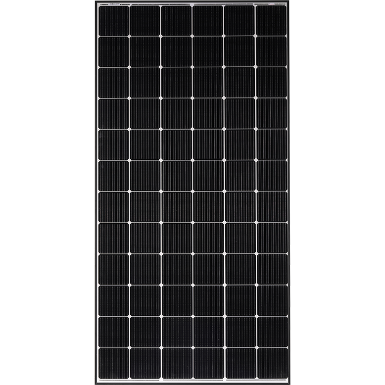 Galvanized Steel Coil Solar Module - Personlized Products A Grade Black Frame Monocrystalline Solar Cell Solar Module 250w 24v And Used Solar Module Laminators – Luck Solar