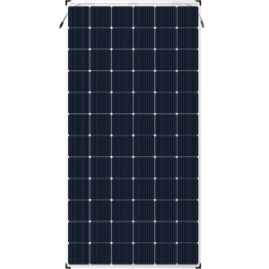 Printted Tinplate Dual-Glass Solar Modules – MONOCRYSTALLINE Bifacial Dual-Glass MODULE 360-395 Watt – Luck Solar