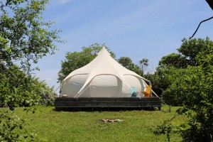 Quots for 3-4 Person Camping Tent Outdoor Indian Bell Tent NO.082