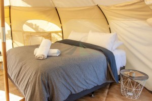 Bell Tent Hotel lotus tent glamping resort hot sale  NO.095