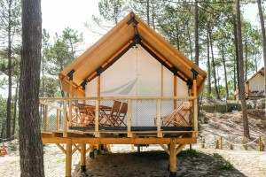 Hot sale luxury tent for glamping safari resort tents NO.044