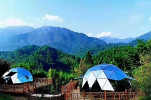 Luxury Hotel Dome Tent