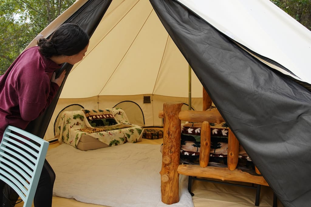 PriceList for Automatic Tent - Customer-made camp wagon tents, only customized services are accepted NO.052 – Aixiang
