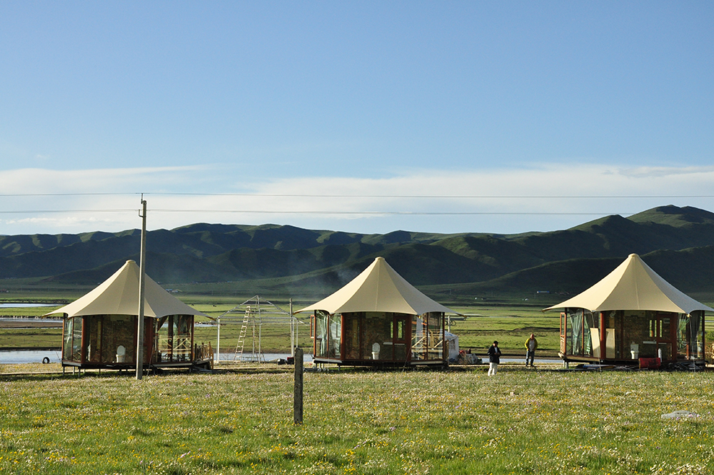 Cheap PriceList for Luxury Safari Tent For Sale - Eco-friendly Grassland Luxury Hotel Tent – Aixiang