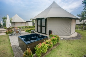 Glamping Luxury Tent House