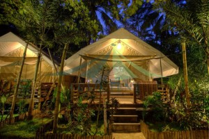 Tent manufacture luxury glamping safari tent for resort NO.016
