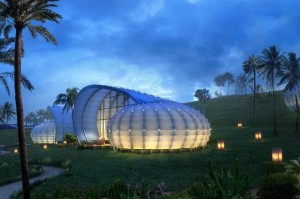 Manufactur standard Hotel Dome Tent -