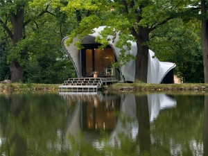 New Design Hotel Tent Luxury Cocoon House NO.004