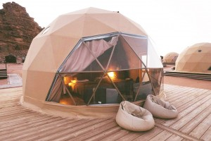 Desert Dome Tent Camp Resorts Luxury Glamping Manufacture