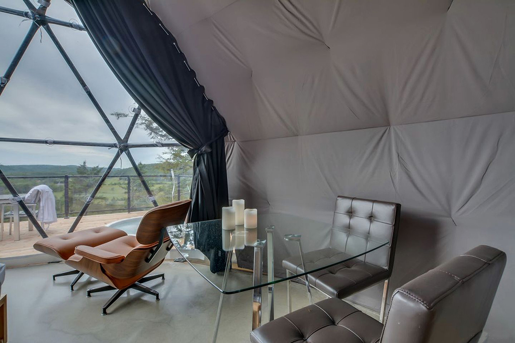 Competitive Price for Structure Frame Tent - luxury tent glamping dome house 8m geodesic domes – Aixiang