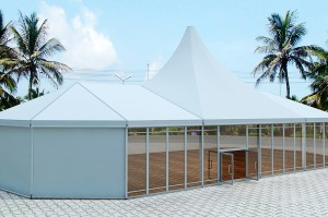 China Gold Supplier for Event Canopy Tent -