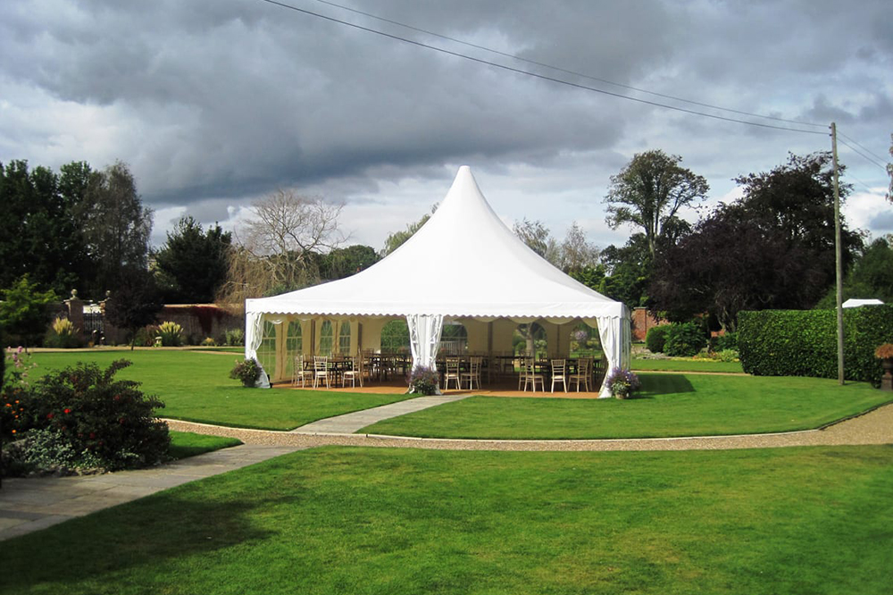 China Gold Supplier for Party Tent 3x6m - Pagoda Tents For Events Outdoor – Aixiang