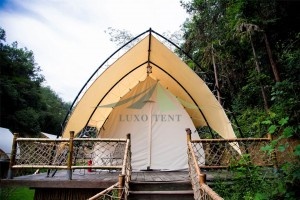 Factory wholesale Outdoor Luxury Hotel Tent -