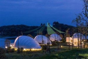 New Design Hotel Tent Luxury Cocoon House NO.002