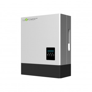 Big discounting Parallel Operation Hybrid Solar Inverter -