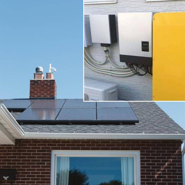 5kw solar system applications