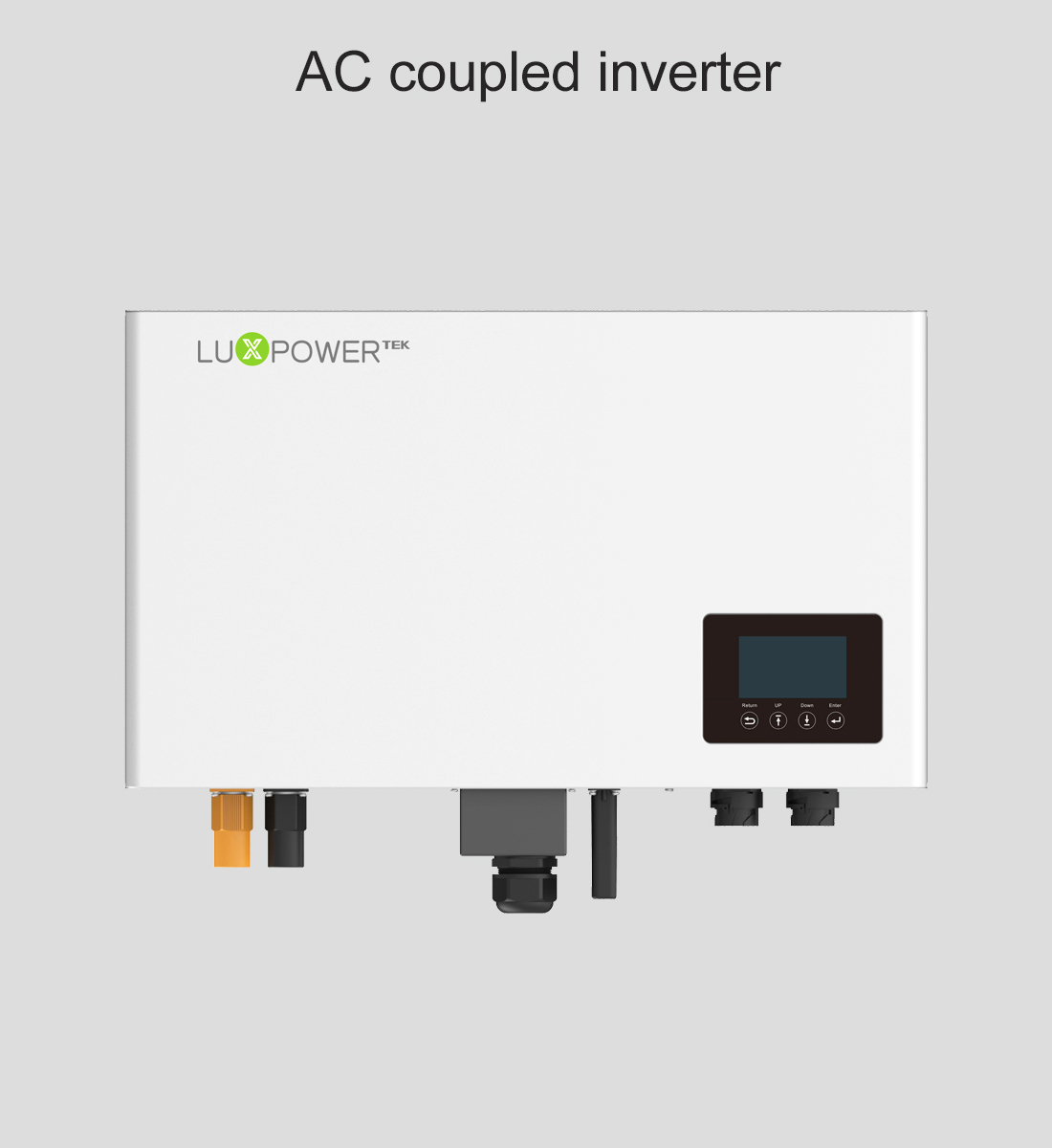 AC Coupled Inverter
