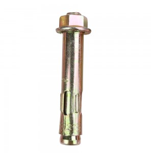 Hex Bolt Sleeve Expansion Anchor