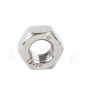 Stainless Steel Hex Nut Welded Nut