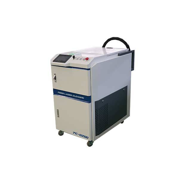 Rust removal Laser cleaning machine 100/200/500/1000W Featured Image