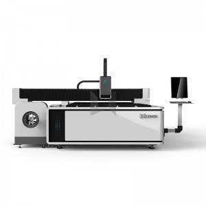 【LXF1530R】Tube fiber laser cutting machine price fiber laser tube cutter