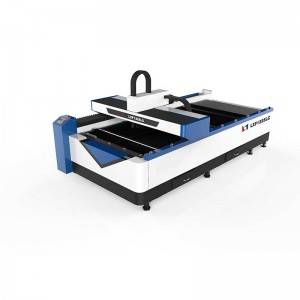 【LXF1325LC】Hybrid laser mixed laser cutting machine Fiber CO2 metal nonmetal laser cutting machine