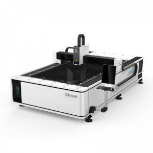 Reliable Supplier China Fiber Laser Cutter and Cutting Machine with Laser Power 2000W