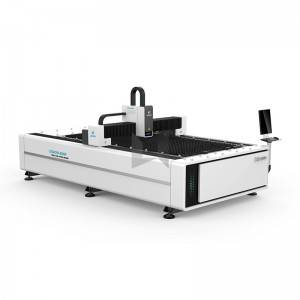 Hot sale China Fiber Metal Laser Cutting Machine 500W 2000W 3015