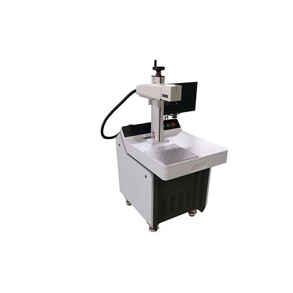 Competitive Price for 20 W Fiber Laser Marking Machine -