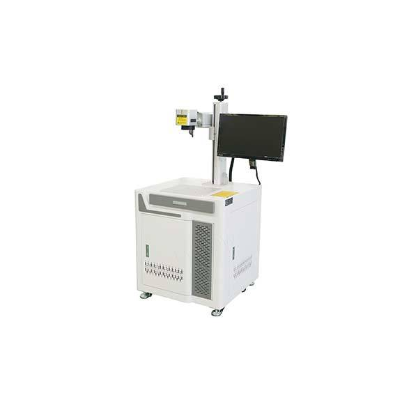 Desktop Fiber laser marking machine 20w 30w 50w 100w 120w for metal Featured Image